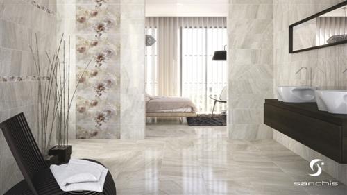 Ưu điểm của việc ứng dụng gạch men gốm trong thiết kế nội thất